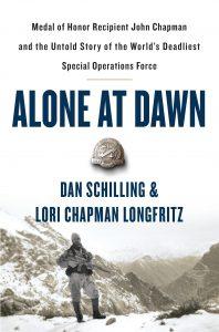 Alone At Dawn Book Cover